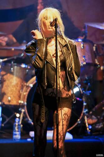 July 7th – The Pretty Reckless Perform in konzert in Madrid