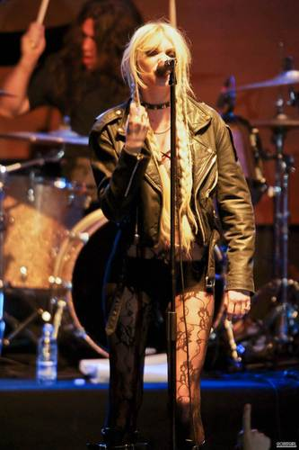 July 7th – The Pretty Reckless Perform in संगीत कार्यक्रम in Madrid