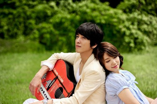 Jung Yong Hwa & Park Shin Hye