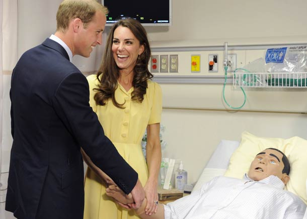 Kate Middleton oufits at Canada