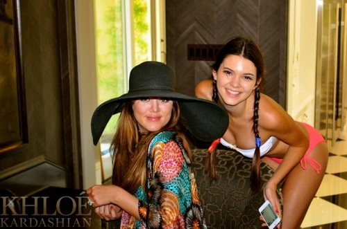 Kendall Jenner 4th of July 2011.
