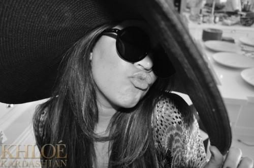 Khloe Kardashian 4th of July 2011.