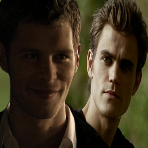 Klaus and Stefan looking swell!