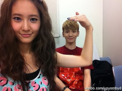 Krystal with Key