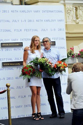 Kvitova and Bartoska