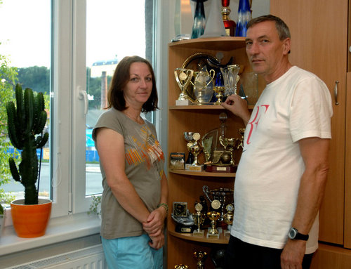 Kvitova parents