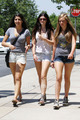 Kylie Jenner out in Calabasas with Friends, July 7 - kylie-jenner photo