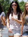 Kylie Jenner out in Calabasas with Friends, July 7