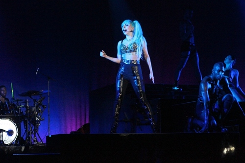 Lady Gaga Live in Singapore