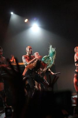 Lady Gaga Live in Singapore