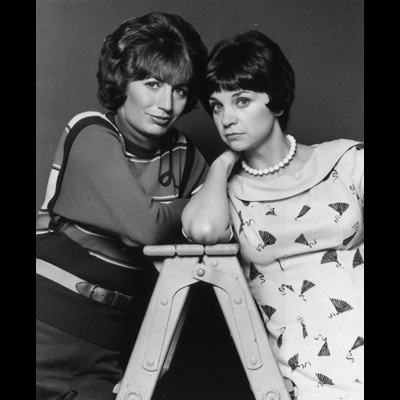 Laverne & Shirley wallpaper called Laverne and Shirley