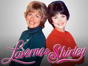 Laverne & Shirley wallpaper probably containing a sweatshirt called Laverne and Shirley