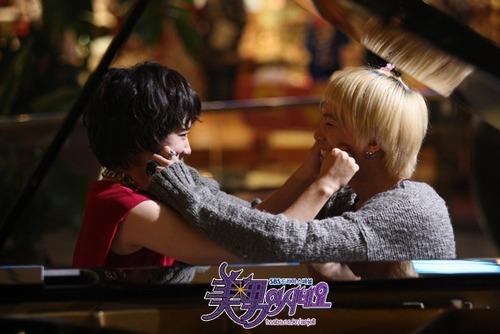 Lee Hong Ki & Park Shin Hye