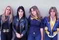 Lita, Joan, Vicki and Sandy - the-runaways photo