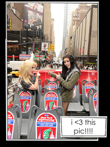 Lourdes Ciccone Leon wallpaper possibly with a diner entitled Lola MG with Kelly