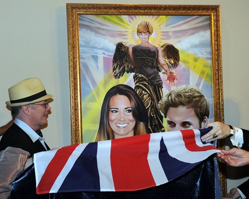 Los Angeles Prepares for Will & Kate's Arrival