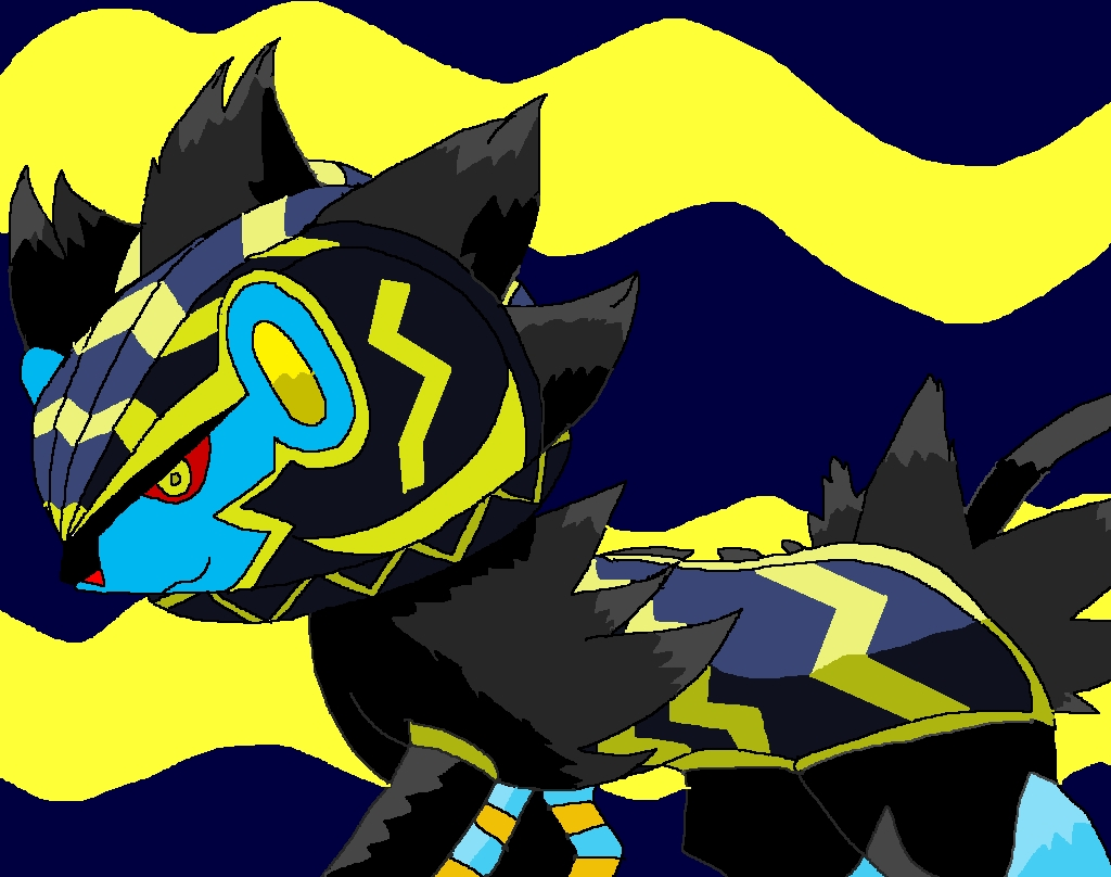 CoolNala Images Lucius The Bold Luxray HD Wallpaper And Background Photos