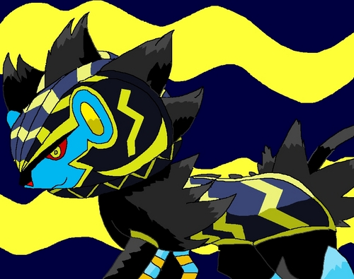 Lucius, the Bold Luxray