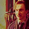 Lupin in Prisoner of Azkaban