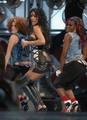MTV VMA's - Performing Dirrty 2003