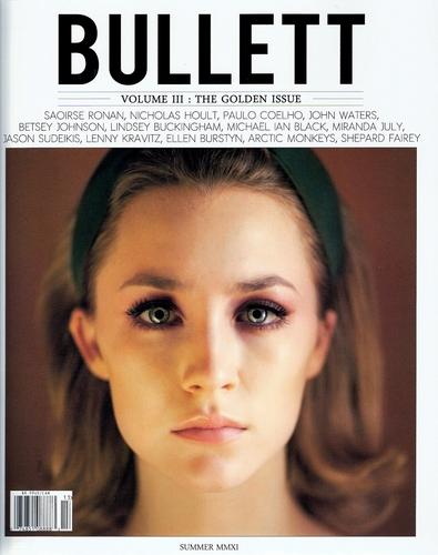 Magazine scans: Bullett - Summer 2011