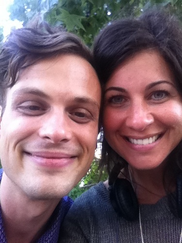 Matthew and Erica