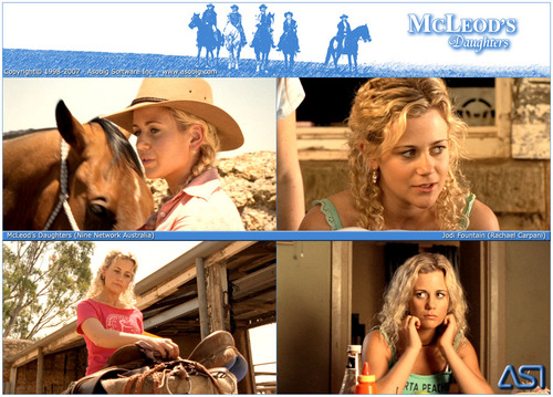 McLeod's Daughters - Jodi kisima, chemchemi (Rachael Carpani)