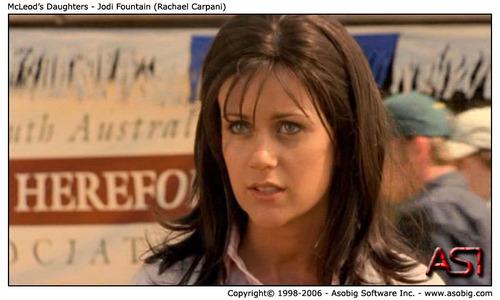 McLeod's Daughters - Jodi fonte (Rachael Carpani)