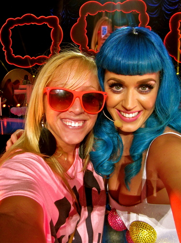 Me and Katy Perry (Cleveland)