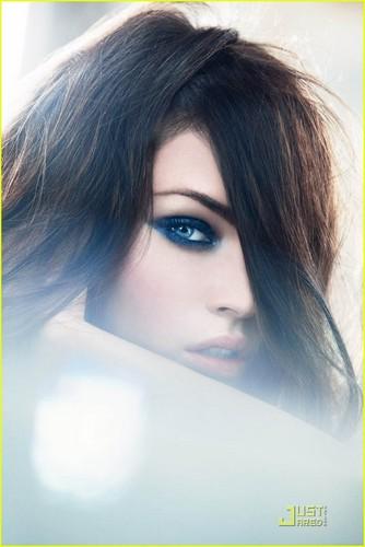 Megan Fox: Giorgio Armani Beauty Ads!