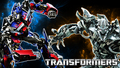 transformers - Megatron and Optimus wallpaper