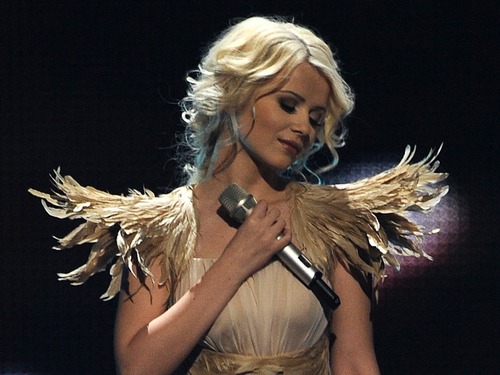 Eurovision Song Contest wallpaper entitled Mika Newton(Ukraine)
