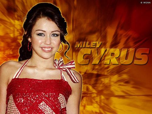 Miley C. <3