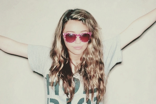Miley cutee