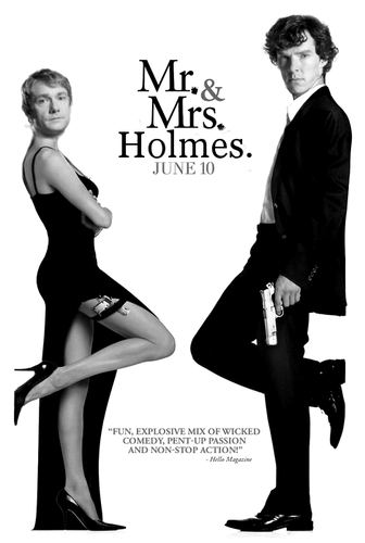 Mr. and Mrs. Holmes