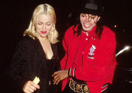 Ms.Queen of Pop & Mr.King of Pop <3