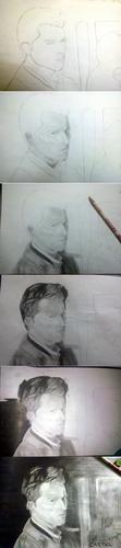 My Castiel Sketch