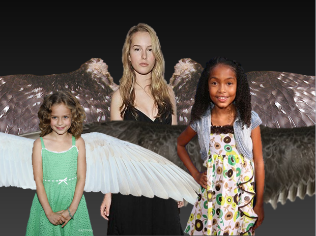 My Maximum RIde Cast - Girls
