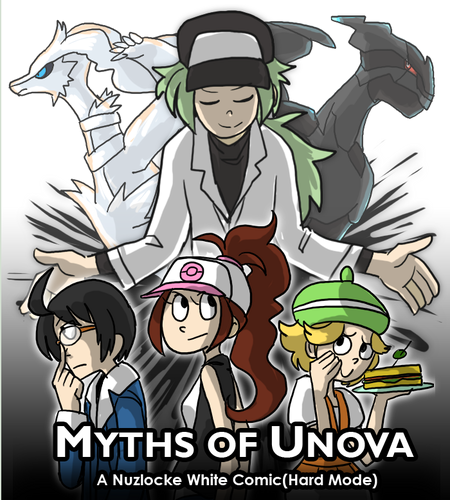 Myths of Unova