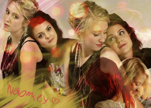 Naomi & Emily. ♥