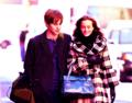 Nate and Blair