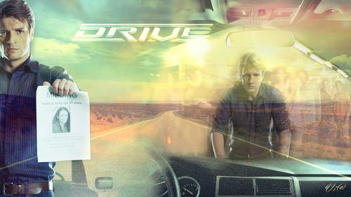 Nathan Fillion - Drive