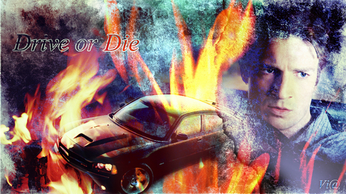 Nathan Fillion - Drive