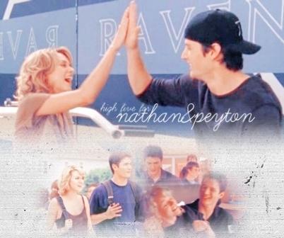 Nathan and Peyton ♥