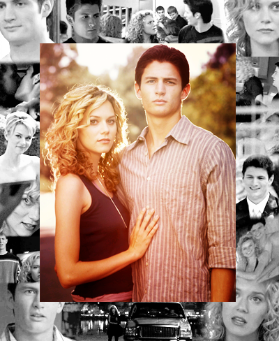 Nathan Scott 壁纸 entitled Nathan and Peyton ♥