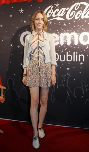 Opening Night Of Coca Cola Cinemagic International Film & TV Festival (May 11, 2011)