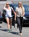 Out For Lunch With Amy Smart - July 8, 2011 - ali-larter photo