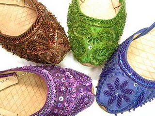 Women's Shoes wallpaper titled Pakistani Khussa'