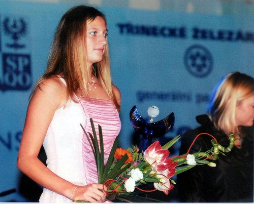 Petra Kvitova 2006
