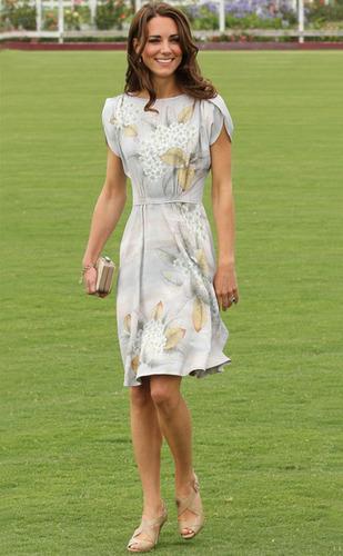 Prince William & Catherine - American tour, 日 2